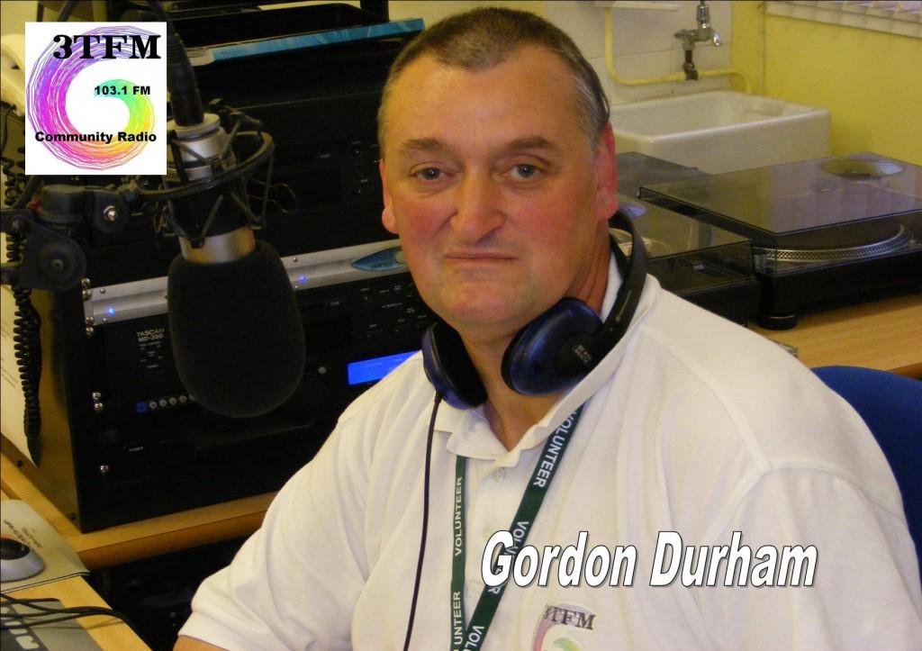 Gordon Durham Promo