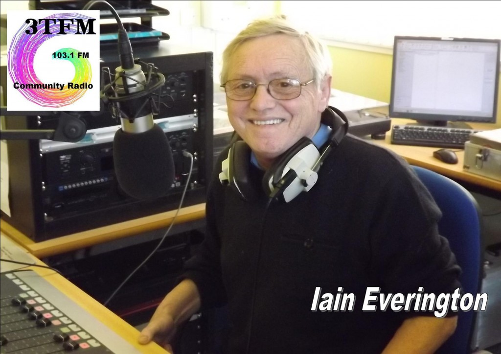 Iain Everington