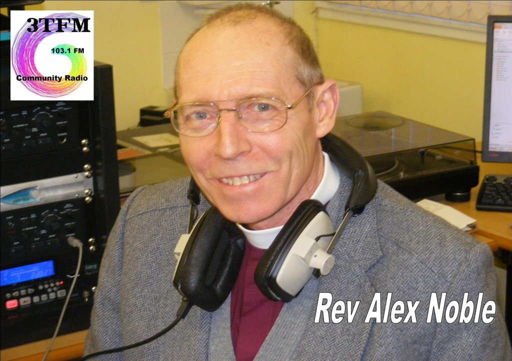 Rev Alex Noble