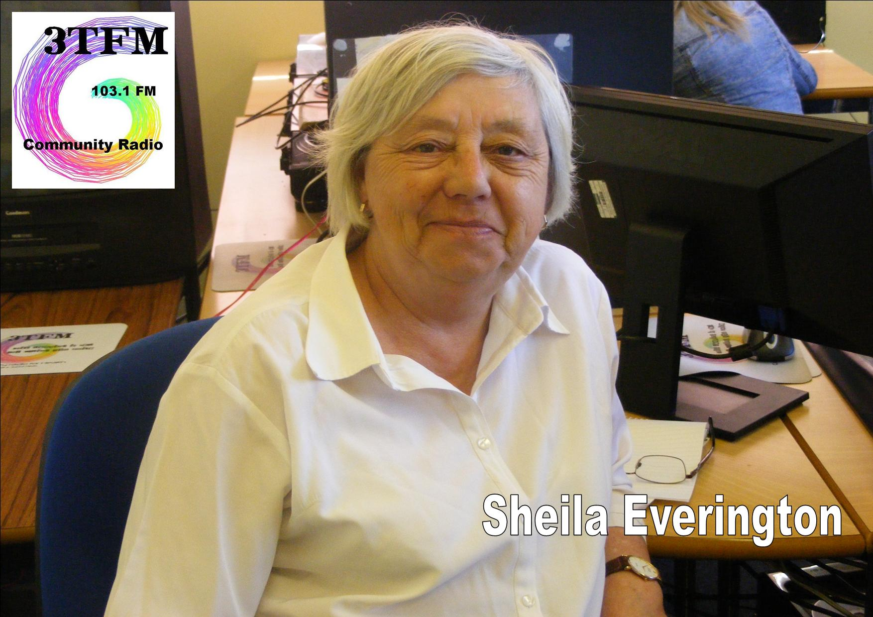 Sheila Everington pr Photo