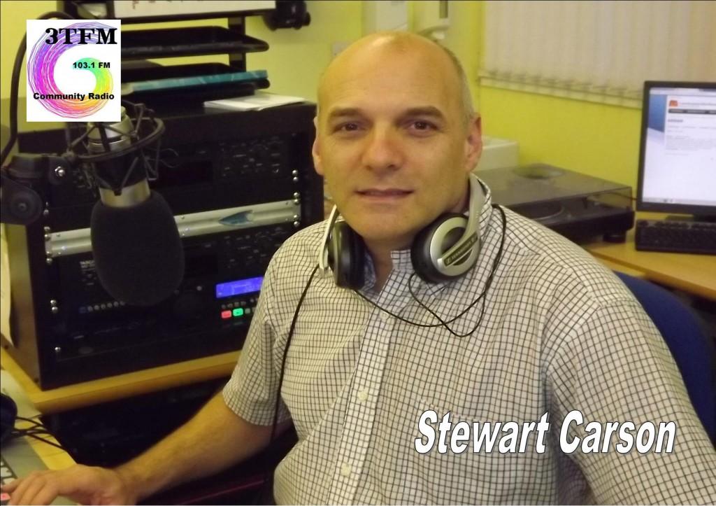 Stewart Carson