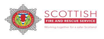 Strathclyde Fire & Rescue Service Logo